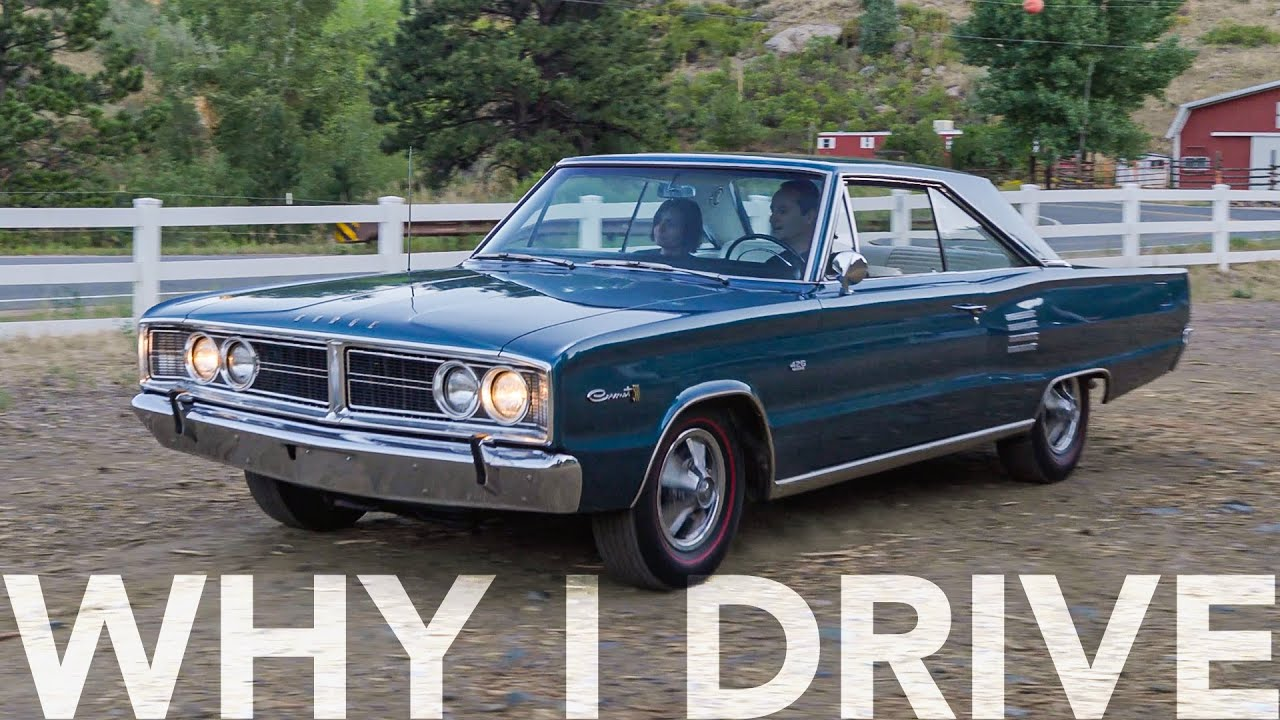 This 1966 Dodge Coronet 500 is all about sharing the classic experience