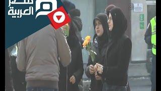 preview picture of video 'مصر العربية | وقفة احتجاجية بالبوسنة والهرسك على مقتل 3 مسلمين بأمريكا'
