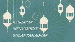 10 Ucapan Jelang Bulan Ramadan untuk Kerabat Terdekat yang Tak Sempat Berjabat Tangan