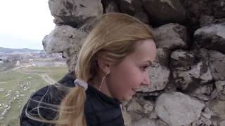 Прячусь от экскурсовода. Завод крымских вин ИНКЕРМАН. Крепость Каламита. Инкерманский карьер.