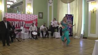Скорнякова Лариса. Egypt Cup, Ориенталь, оркестр. Москва 25 сентября 2016.