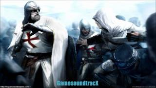 Assassin's Creed - Masyaf Fight or Flight - Red in the Face - SOUNDTRACK