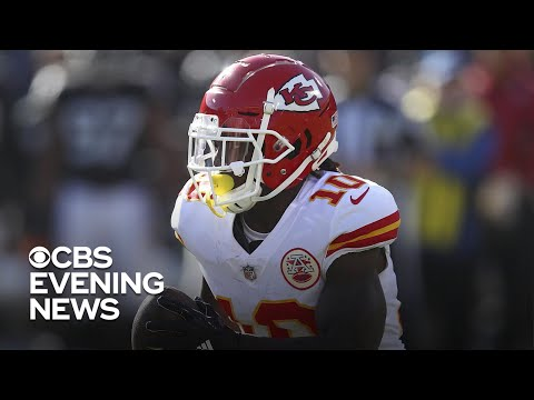 86dd6109cfd Google News - Chiefs receiver Tyreek Hill suspended - Overview