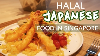 The Best Halal Japanese Restaurants in Singapore During Your Next Halal Travel