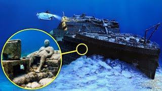 7 przerażających faktów o Titanicu