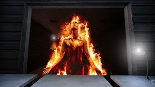 CONTAINING THE BURNING MAN... SCP 457 - SCP Containment Breach 1.3.11 - Ultimate Edition Mod