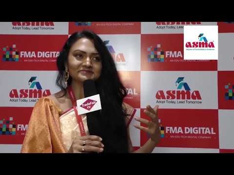 Ms. Nabomita Mazumdar, TEDx Speaker at ASMA Annual Convention 2017