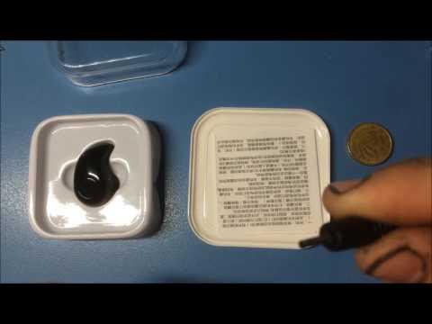Mini Auricular Bluetooth Pinganillo