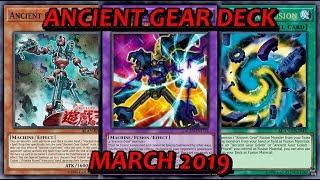 Ancient Gear Deck Profile! October 2018 - Самые лучшие видео