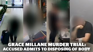 Grace Millane murder trial: Accused admits to disposing of body | nzherald.co.nz
