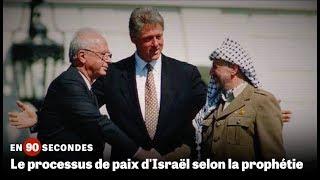 Le processus de paix d'Israël selon la prophétie | En 90 secondes