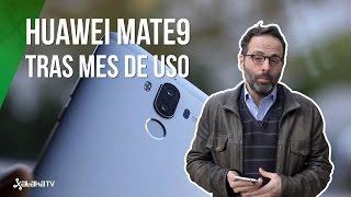 Huawei Mate 9 tras un mes de uso