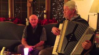 """""""The Galway Shawl"""" with Pat McKenna (vocals) and Sean O'Donnell (accordion)"""