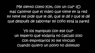 Letra Como Una Kardashian -Farina (La Nena Fina)