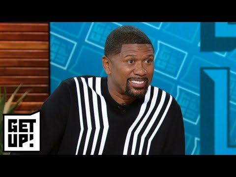 8cbaa16f2c46 Jalen Rose reacts to LeBron James  Showtime docuseries  Shut Up and  Dribble  Get Up! ESPN