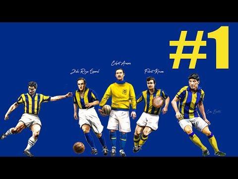 FM 2019 Fenerbahçe Kariyeri #1