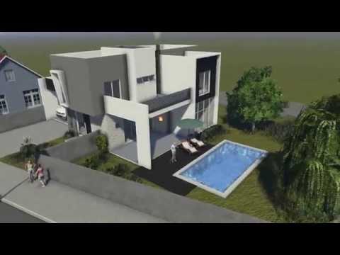 Projeto residencia em Barracão-PR.