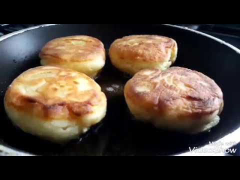 Воздушные Сырники из Рикотты. Лучший рецепт сырников.