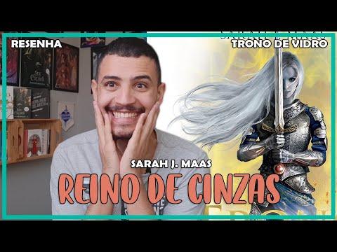 Reino de Cinzas (Trono de Vidro #6) - Sarah J.  Maas | Patrick Rocha