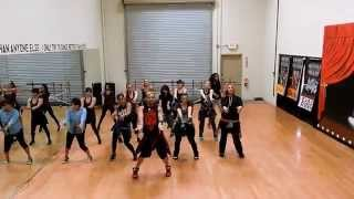 "Dance Craze: Sean Kingston ""Take You There"" choreography by Cesar"