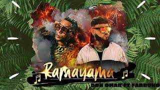 Don Omar, Farruko   Ramayama (LetraLyrics) HD