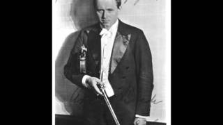 Adolf Busch - Bach