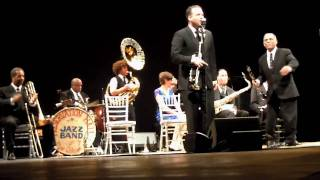 "Preservation Hall Jazz Band, with Marcia Ball-""When the Saints Go Marching In"""