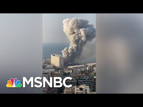 'Criminal Negligence, Uncaring' Government Bear Blame For Beirut Blast | The Last Word | MSNBC