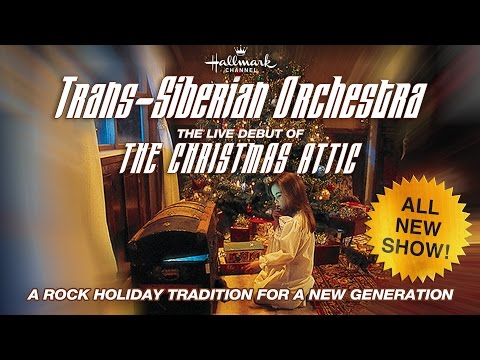 Trans-Siberian Orchestra 2014 Winter Tour: The Christmas Attic