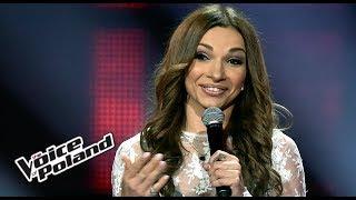 """Marta """"Martita"""" Butryn – """"Believer"""" - Przesłuchania w Ciemno - The Voice of Poland 8"""