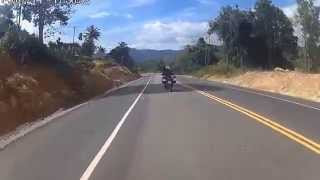 preview picture of video 'Great Riding Roads Thailand HONDA CB500X 2'