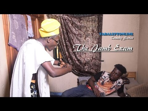 The Jamb Result - YabaLeftOnline Comedy Series episode 18