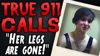 Woman Loses Legs Hopping on Train | Disturbing 911 Calls