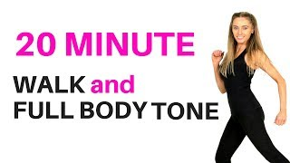 HOME WORKOUT   WALKING WORKOUT &  FULL BODY   Suitable For Beginners Workout & Weight Loss START NOW