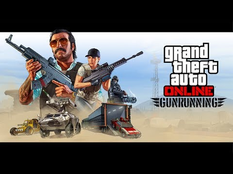 Трейлер обновления GTA Online «Торговля оружием»