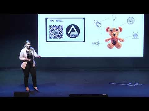 Israel Bitcoin Summit - Alena Vranova, Strategy at Casa; Founder of TREZOR (Hardware wallet).