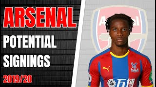 Arsenal's Potential Summer Signings - An In Depth Look At Wilfried Zaha - Episode 9