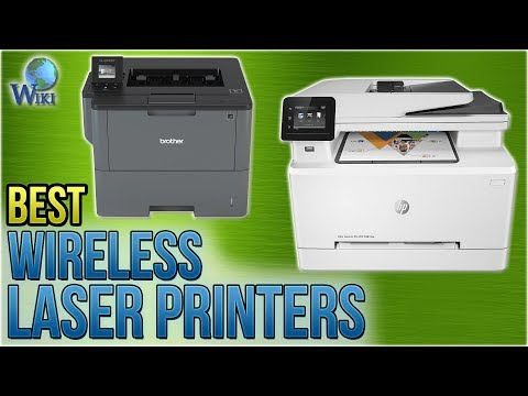 7 Best Wireless Laser Printers 2018