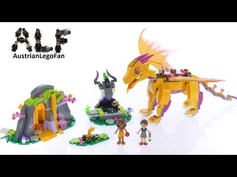 Vidéo LEGO Elves 41175 : La grotte de Zonya