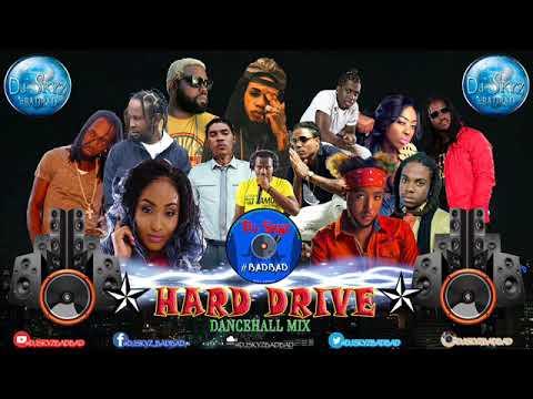 HARD DRIVE DANCEHALL MIXTAPE#BADBAD