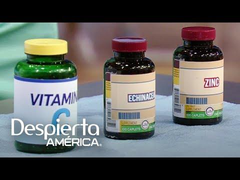 Vitamine pentru detoxifiere