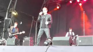 Shattered Dreams Johnny Hates Jazz Lets Rock Leeds 2016