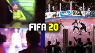 FIFA 20 Volta Gameplay + Story Cutscene