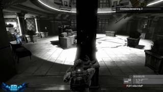 Splinter Cell Conviction PC Gameplay Deniable Ops Action 720p HD