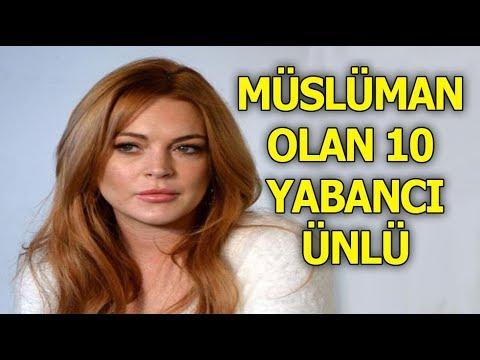 Ağlayarak Müslüman Oldu ! Din Değiştirip Müslüman Olan 10 Yabancı Ünlü
