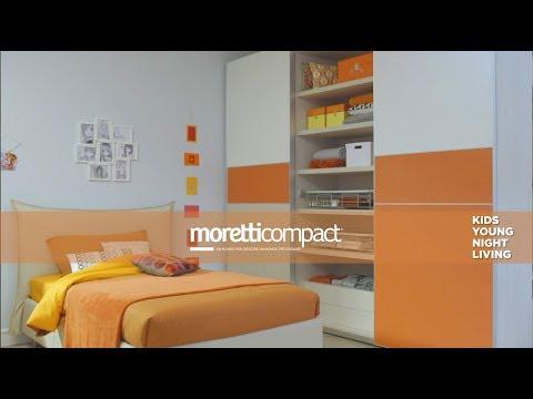 Moretti Compact Prezzi Listino. Testiera Laccato Opaco Col Azzurro ...