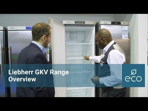 Liebherr GKv Range Overview