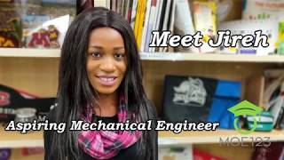 Meet Our Scholars: Jireh Babalola