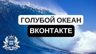 Голубой океан Вконтакте. Создай свой паблик в ВК и заработай!