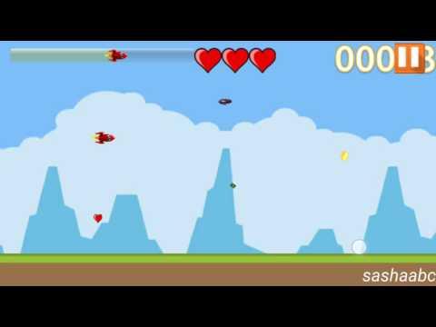 flappy rocket обзор игры андроид game rewiew android